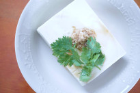 太田屋とうふさんは、十勝の青大豆でお豆腐を。80年続く老舗お豆腐やさんが作るお豆腐は、絶品でした。