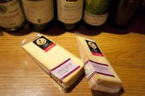 共働学舎のラクレットチーズ。