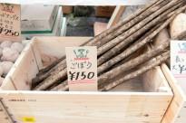 吉田農場さんのごぼう!泥付きがいいんです!!