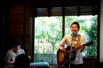同級生、keishi tanaka のライブも。